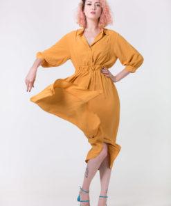 Vestido Chemise Tangier